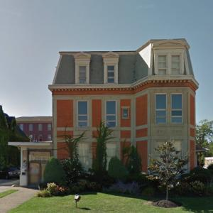 'William Dorsheimer House' by H. H. Richardson (StreetView)