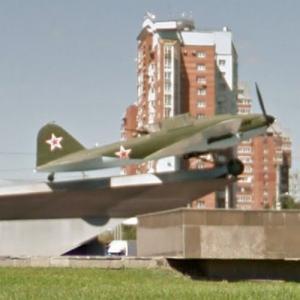 Ilyushin Il-2 (StreetView)