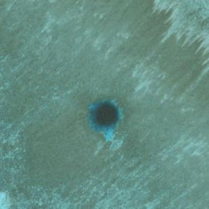 Dragon Hole - World's Deepest Sinkhole (Google Maps)