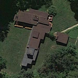 'Christie House' by Frank Lloyd Wright (Google Maps)