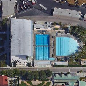 LA84 Foundation/John C. Argue Swim Stadium (Google Maps)