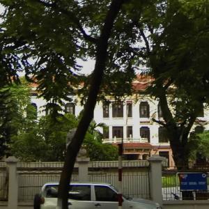 Vietnam National Museum of Fine Arts (StreetView)