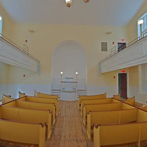 African Meeting House (StreetView)