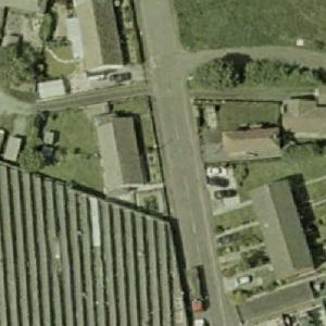 Former Facit Railway Station (Google Maps)