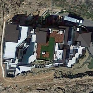 Yvonne Tang's House (Google Maps)