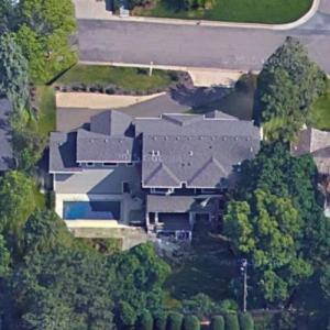 Andrew Wiggins' House (Google Maps)