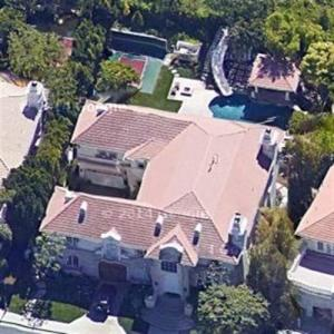 Orlando Scandrick's House (Google Maps)
