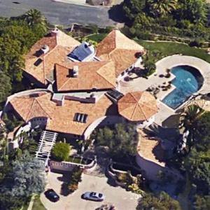 Arthur Engel's House (Google Maps)