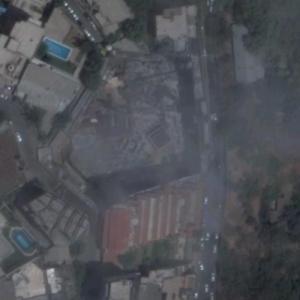 Fereshteh Pasargad Hotel under construction (Google Maps)