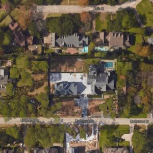 Jeff Bagwell's house (Google Maps)