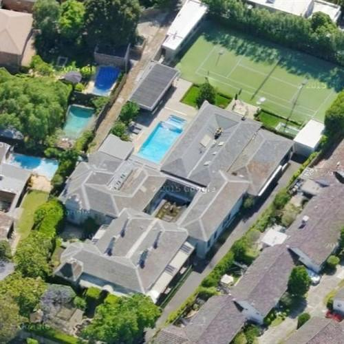 Shane Warne's House In Brighton, Australia (Google Maps) (#2