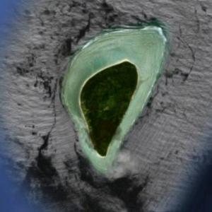Tobi Island (Palau) in Helen's Reef, Palau - Virtual ...