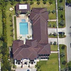 Vasco Augusto Pinto da Fonseca Dias Jr.'s House (Google Maps)