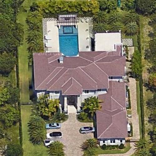 new product 9725e ca283 ... Danys Báez s House in Pinecrest, FL (Google Maps) ...