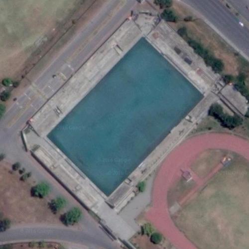 Rawalpindi Streets: Army Stadium, Rawalpindi In Rawalpindi, Pakistan (Google Maps