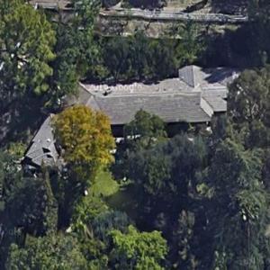 Scott Foley's House (Google Maps)