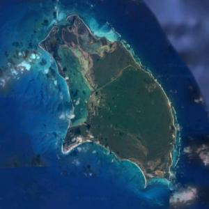Barbuda, Antigua and Barbuda (Google Maps)