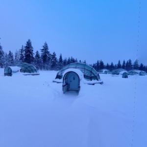 Kakslauttanen Arctic Resort (StreetView)