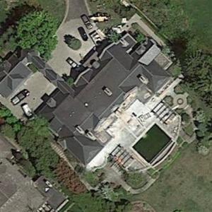Frank Dunn's House (Google Maps)