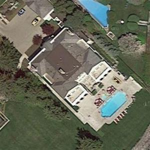 Peter Gilgan's House (Google Maps)