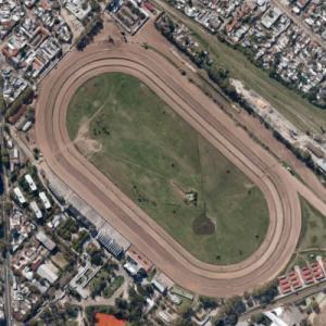 Hipódromo de La Plata (Google Maps)
