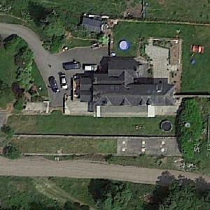 Former Inniskeen Railway Station (Google Maps)