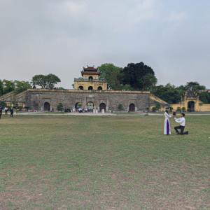 Imperial Citadel of Thăng Long (StreetView)
