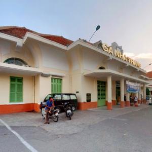 Nha Trang Railway Station (StreetView)