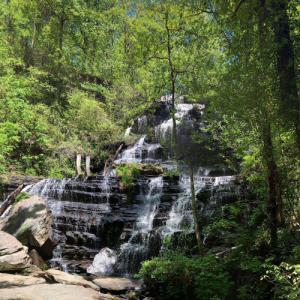 Isaqueena Falls (StreetView)