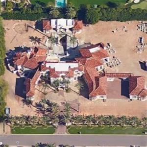 Daniel Rush's House (Google Maps)