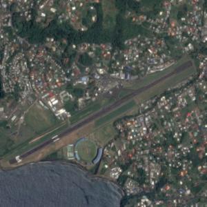 E. T. Joshua Airport (SVD) (Google Maps)