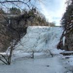 Frozen Ithaca Falls