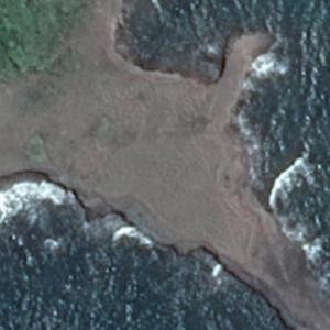 Ruins of Fort Jeudy (Google Maps)