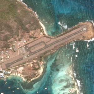 Union Island Airport (UNI) (Google Maps)