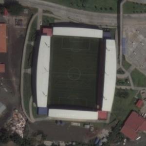 Estadio Maracaná, Panama (Google Maps)