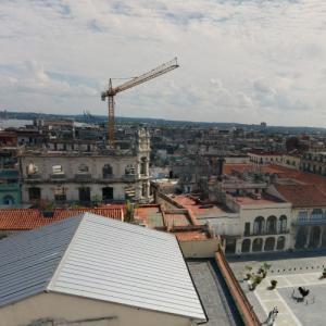 View from Havana's Cámara Oscura (StreetView)
