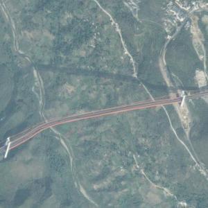 Baling River Bridge (Google Maps)