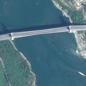 Meixi River Expressway Bridge (Google Maps)