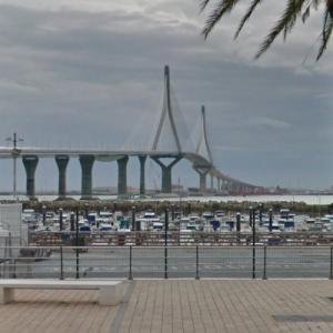 La Pepa Bridge (StreetView)