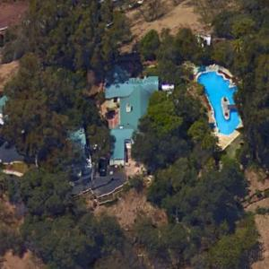 Lana Del Rey's House (Google Maps)