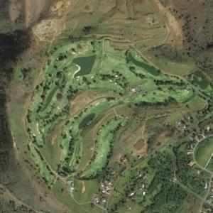 Big Island Country Club, Hawaii (Google Maps)