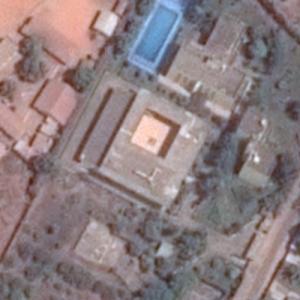 Embassy of Russia in Bissau, Guinea-Bissau (Google Maps)