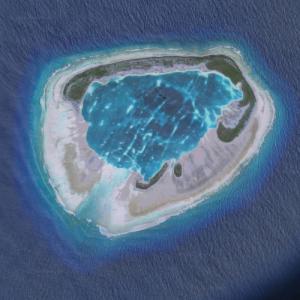 Ducie Island (Google Maps)