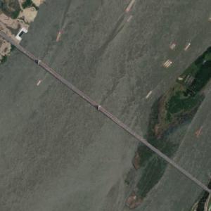 Baishazhou Yangtze River Bridge (Google Maps)