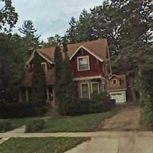 O. E. Rolvaag House (StreetView)