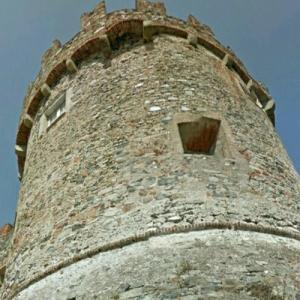Levanto Castle (StreetView)