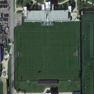 Notre Dame Fighting Irish men's soccer (Google Maps)