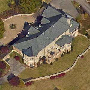 Jim Clayton's House (Google Maps)