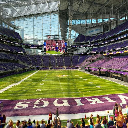 Us Bank Stadium In Minneapolis Mn Google Maps - Us-bank-google-maps