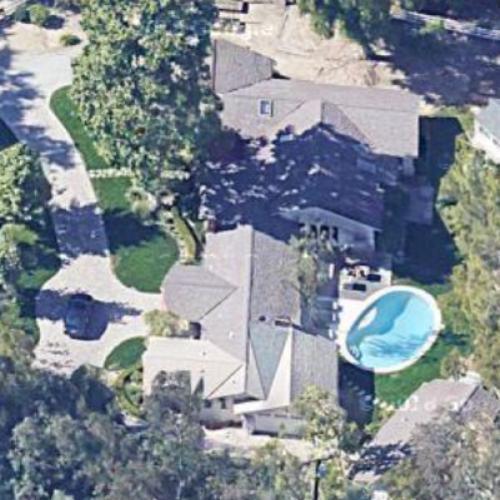 Drake S House In Hidden Hills Ca Google Maps 3